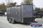 2020 Continental Cargo 7x14 w/ Ramp Door  for sale $5,450