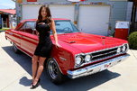 1967 Plymouth GTX  for sale $44,995