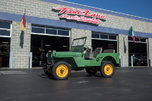 1946 Willys CJ2A  for sale $19,995