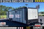 NEW 2021 8.5X32 TA Race Car Trailer for Sale $29,899