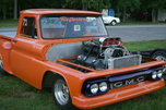 1965 GMC Stepside, Full Chassis  for sale $16,500