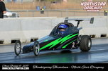 2007 Mike Bos Chassis Craft 7.90 Top Dragster Metro Racing