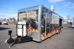 2018 Pace American 30ft. w/7,000lb. Axles Concession Trailer
