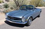 1971 Mercedes-Benz 280SL  for sale $70,000