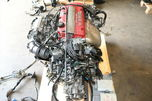 JDM Honda Prelude Type SH 2.2L DOHC VTEC H22A RED TOP Engine  for sale $2,000