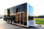 28' Custom inTech Aluminum Stacker Trailer - 11716 for Sale