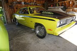 72 Duster drag car for sale  for sale $24,000