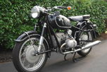 1962 BMW R60/2  for sale $8,000
