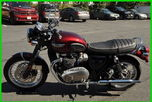 2016 Triumph Bonneville  for sale $6,500
