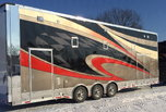 34 Ft Liftgate Trailer  for sale $98,000
