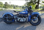 HARLEY DAVIDSON 1947UL RESTORED FLATHEAD  for sale $12,000