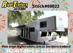 2021 8.5 x 50 Vintage Gooseneck Race Trailer  for sale $62,999