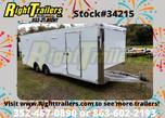 2021 8.5 x 24 Bravo Race Trailer  for sale $25,399