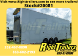 2021 8.5'x34' Cargo Mate Stacker Trailer  for sale $42,999