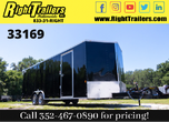 2022 8.5X24 Continental Cargo Trailer  for Sale