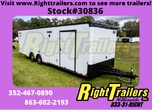 2021 8.5'x30' Continental Cargo Race Trailer  for sale $20,999