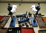 Valve Guide Boring Tools  for sale $2,500
