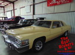 1978  cadillac   Coupe DeVille  for sale $15,995