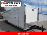 2020  34Ft Pro Stock  Bath Package Race Trailer by Vintage  for sale $35,999