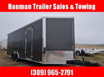 2020 United Trailers XLTV 8.5X27TA50 Car / Racing Trailer  for sale $9,800