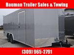 2020 Formula Trailers Traverse 8.5x20TE3 Enclosed Cargo Trai  for sale $6,795