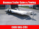 2021 Aluma 8220LP Car / Racing Trailer  for sale $8,700