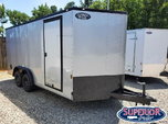 2021 Continental Cargo 8X16 7K w/ Ramp  for sale $5,765