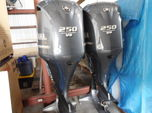 Used Yamaha 250HP 4 Stroke Outboard Motor Engine  for sale $9,400