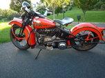 1938 Harley-Davidson Other  for sale $38,000