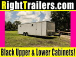 28' Pace American Race Trailer w/ All Steel Frame for Sale $11,799