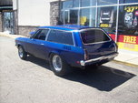 Built 1972 Pro-Street Chevy Vega Wagon   for sale $15,900