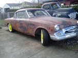 1955 Studebaker President V8 4sp.  for sale $6,900