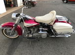 1967 Harley Davidson FLH  for sale $9,000