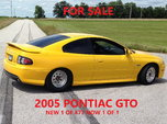 2005 Highly Mododified Pontiac GTO  for sale $16,900