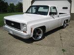 1974 Chevrolet C10 Pickup  for sale $16,750