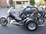 1977 VW Trike  for sale $6,500