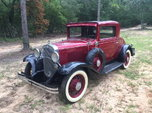1931 Chevrolet 3 Window  for sale $25,000