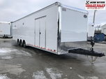 2019 United Trailers 8.5X34 EXTRA HEIGHT Car / Racing Traile