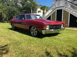 1972 Chevrolet Chevelle  for sale $23,500
