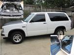 1987 Chevrolet S10 Blazer  for sale $11,000