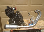 Honda FT 500 cc engine  for sale $400