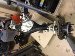 Speedway Engineering 5x5 Floater Rear End  for sale $800