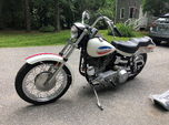 1972 Harley-D FX  for sale $11,000