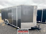 ***NEW*** 8.5X20 Tandem Axle Enclosed Cargo Trailer  for Sale $4,799