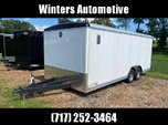 2021 Wells Cargo WHD8520T3 Enclosed Cargo Trailer  for sale $14,999