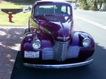 1940 Chevy Special Deluxe  for sale $32,500