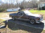 1985 Chevrolet El Camino  for sale $4,200