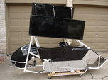 Micro Sprint Chassis and Body Panels For Sale  for sale $800