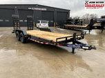 2021 Load Trail 83X20 Tandem Axle Car Hauler