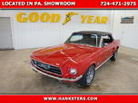 1967 Ford Mustang  for sale $38,900